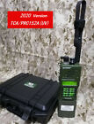 US Stock TCA PRC 152A UV Radio Handset 5W Handheld Walkie Talkie Aluminum Case