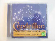 CENDRILLON spectacle musical : ON AIME TOUS UN JOUR * GULLI || CD NEUF ! PORT 0€