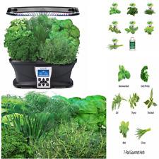 Miracle Gro AeroGarden Gourmet Herb Seed Pod Kit 7 Pod Gardening AeroGrow New