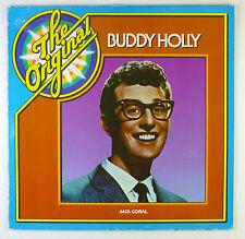 "12"" LP-Buddy Holly-the original Buddy Holly-b4613-Slavati & cleaned"