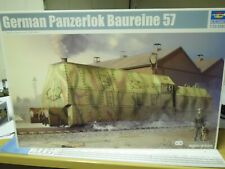 Trumpeter 00219 1:35 Deutsche Panzerlok BR57 NEU OVP