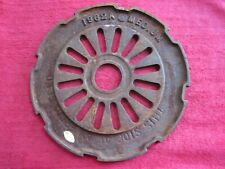 VINTAGE IH INTERNATIONAL CAST IRON 1962A PLANTER SEED PLATES RINGS