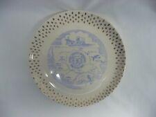 "Vintage 9"" Commemorative Plate Sarpy County Nebraska Centennial Plate 1857-1957"