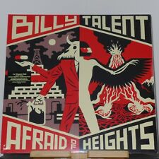 Billy Talent - Afraid Of Heights / Doppel-LP (1-997358)