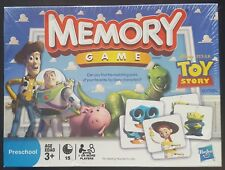 MEMORY GAME TOY STORY Edition (Educational) MILTON BRADLEY/HASBRO - NEW/SEALED