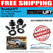 """ReadyLift Front 2.5"""" Leveling Kit 2017-2018 Ford Super Duty F-250 F-350 66-2725"""