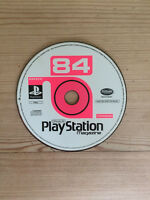 Official UK Playstation Magazine Demo 84 for PS1 *Demo Disc Only*
