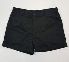 Weekend Mens Black Shorts W38
