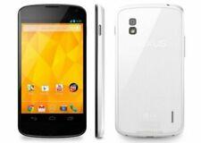 Nexus 4 LG-E960 - 16GB - White (GSM Unlocked) Smartphone