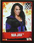 114 Nia Jax Topps WWE Ultimate Collection sticker