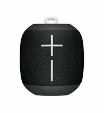 Logitech UE WONDERBOOM Portable Waterproof Bluetooth Speaker - Black