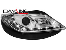 Fari DAYLINE Seat Ibiza 6J 08+  chrome