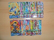Lot Super Dragon Ball Heroes UM Card part 1-7 reg + rare MADE IN JAPAN