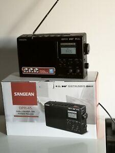 Sangean DPR-45 DAB/DAB+ FM & AM Portable Rdio