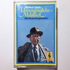 Robert Stolz • Unvergängliche Melodien • Wiener Symphoniker ⭐️ MC Musikkassette