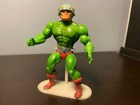 1983 Vintage Masters Of The Universe MAN AT ARMS Figure. Motu, He-Man MOTU