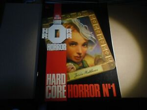 LORD HORROR #3 Hardcore Horror Pt 1 David Britton SAVOY PRESS VF