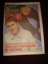 NME 1991 FEB 23 FARM EMF KRAFTWERK COWBOY JUNKIES 808 STATE BJORK SLOWDIVE CUD