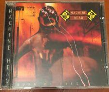 Machine Head. Burn My Eyes. 1994. Roadrunner Records. 11 Track CD Album.