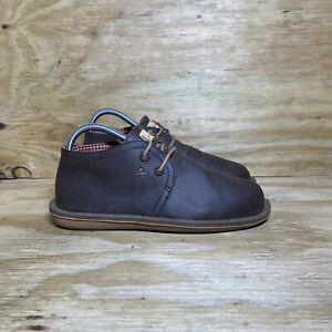 Sanuk Koda Select Sneakers (SMF10769), Men's size 7, Brown