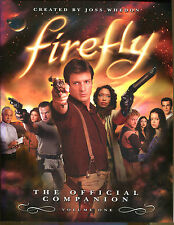 Firefly: The Official Companion Volume One-Joss Whedon-First Edition-2006