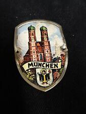 Sehr alter Stocknagel München                   (1)