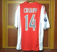 Ajax Retro Shirt Commemorative Edition, Cruyff, Cruijff, Sizes S M L Xl