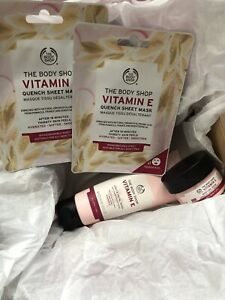 Body Shop Vitamin E Gift Bundle