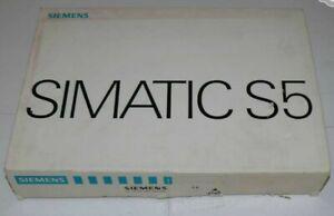 Siemens Simatic S5 - 6ES5776-7LA12 6ES5 776-7LA12 Front Lid Broken