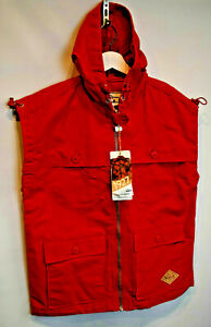 Woolrich Sleeveless Vest w/Hood - Womens XS - NWT