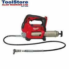 Milwaukee M18GG-0 18 V Grease Gun Cordless Grease Gun Corps Seulement