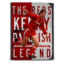 Dalglish Liverpool PU Leather Wallet Football Legend Mens Dad Him Gift LG48