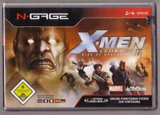 Nokia N-Gage: X-Men Legends II: Rise of Apocalypse, new & sealed ngage Germany