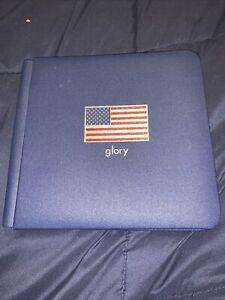 Creative Memories 7x7 Album, Glory W/ 10 White Pages