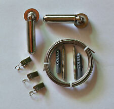 Urbanest 48 Curtain Hooks Rings With Clips For Ikea