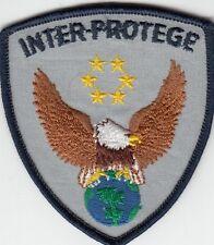 INTER-PROTEGE SECURITY SHOULDER PATCH
