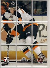 HUNTER SHINKARUK 12/13 ITG HEROES PROSPECTS ROOKIE PUZZLE (9 card Complete Set)