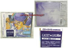 Gackt Episode.0 2011 Taiwan Ltd CD+DVD