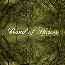 Band Of Horses EVERYTHING ALL THE TIME Debut Album +MP3s NEW SEALED VINYL LP