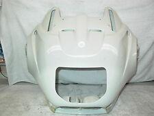 BMW R1100RT USINAGE peint blanc nez Carénage avant phares MONTAGE garniture
