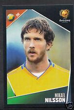 Football Sticker- Panini - UEFA Euro 2004 -  Sticker No 188 - Sweden