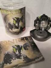 2002 BIONICLE Lego Technic Figure BOHROK NUHVOK #8561 Canister w/ Instructions