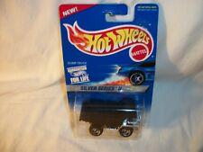 Hotwheels 1995 Edition Silver Series II