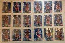 FC Barcelona Football Trading Cards 2015-2016 Season