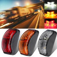 12-30V 2 SMD LED Side Marker Light Blinker Lamp For Truck Trailer Caravan   *