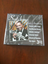 Louis Armstrong - Satchmo CD
