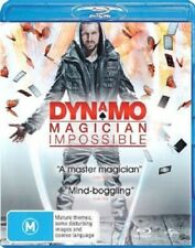 Dynamo - Magician Impossible - Blu-ray NEW