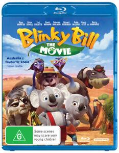 BLINKY BILL: THE MOVIE (2015) [NEW BLURAY]