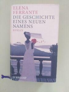 Buch-Die Geschichte eines neuen Namens von Elena Ferrante