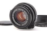 [ MINT ]Leica Leitz Wetzlar Summicron C 40mm f2 for Leica M Mount JAPAN #1680